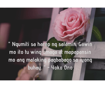 25 Best Inspirational & Motivational Quotes Tagalog [With Images]